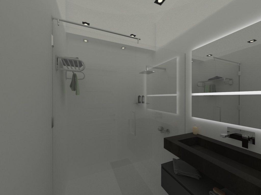 Immo 1 Salle de bain après